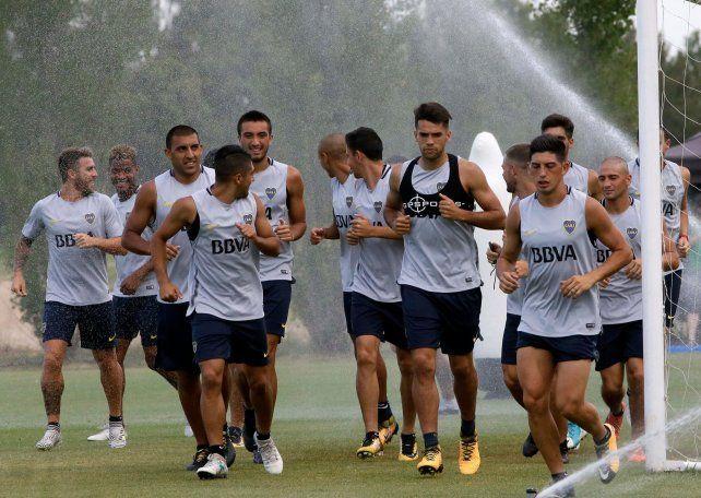 Boca sale a escena ante Godoy Cruz en Mendoza