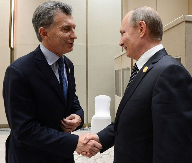 Macri a Francia y Rusia, en búsqueda de inversiones