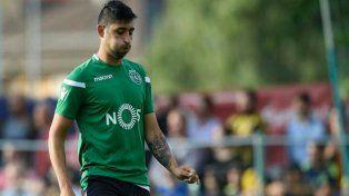 Alan Ruiz solo sale por 8 millones de euros
