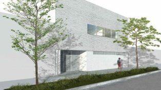Avanza la construcción del edificio NIDO de barrio San Lorenzo