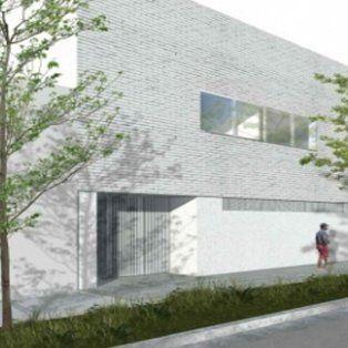 avanza la construccion del edificio nido de barrio san lorenzo