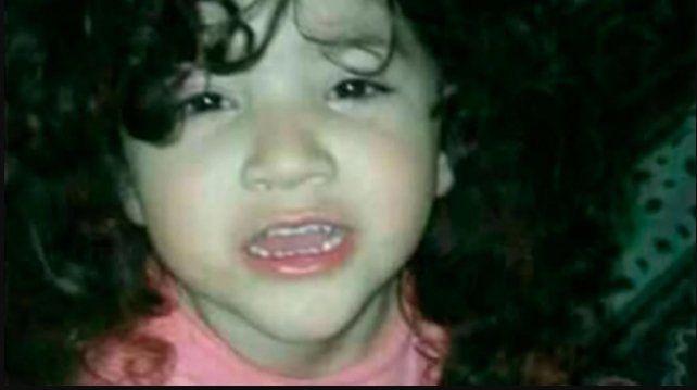 Mataron a la pequeña Abril Sosa: hay un detenido