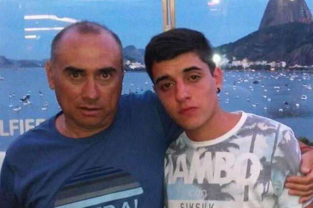 La dura confesión del padre de Fernando Pastorizzo, el joven asesinado por Nahir Galarza