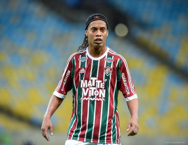 Ronaldinho prepara su despedida