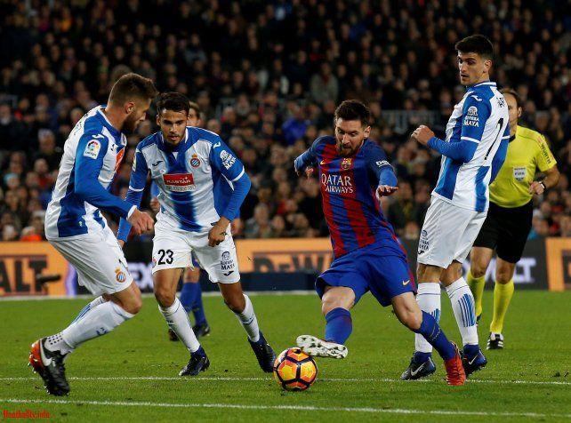El Barcelona de Messi quiere dar el primer paso en el derby ante Espanyol