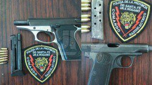 Aprehendieron a dos violentos delincuentes armados después de un tiroteo