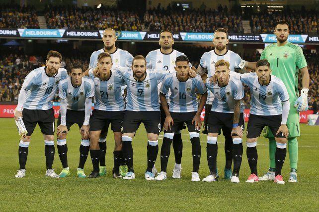 La Selección mantuvo el cuarto lugar en el ranking de la FIFA