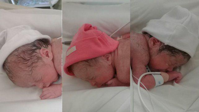 Triple bendición en el nuevo hospital de Venado Tuerto