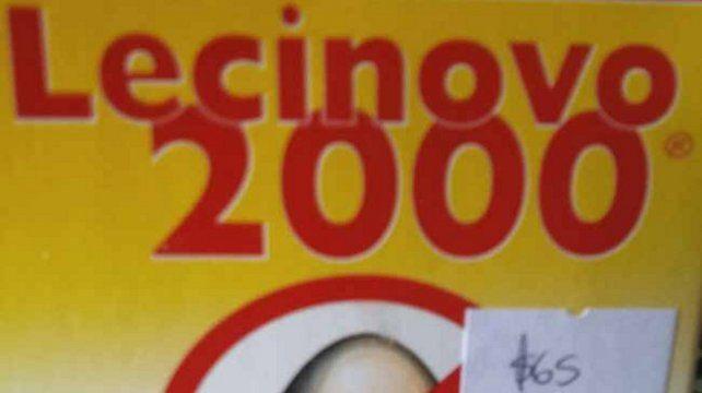 La Assal prohibió el sustituto del huevo Lecinovo 2000