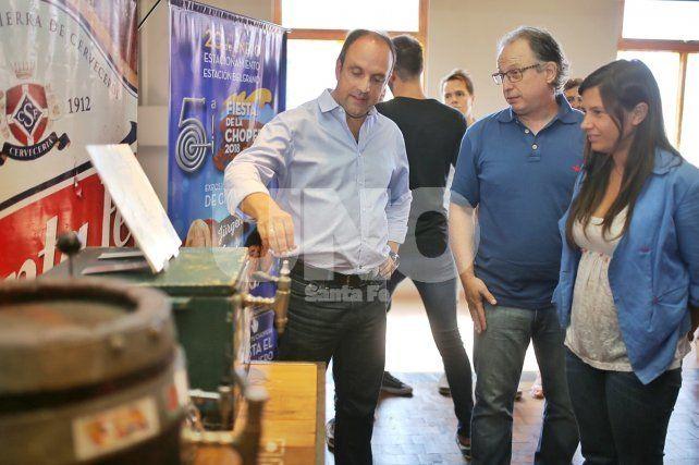La Fiesta de la Chopera pone en valor la cultura cervecera de los santafesinos