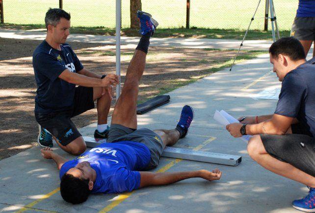 Argentina XV continúa su preparación para el Américas Rugby Championship