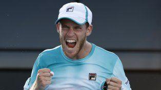 Schwartzman dio el golpe ante Dolgopolov en el Australia Open