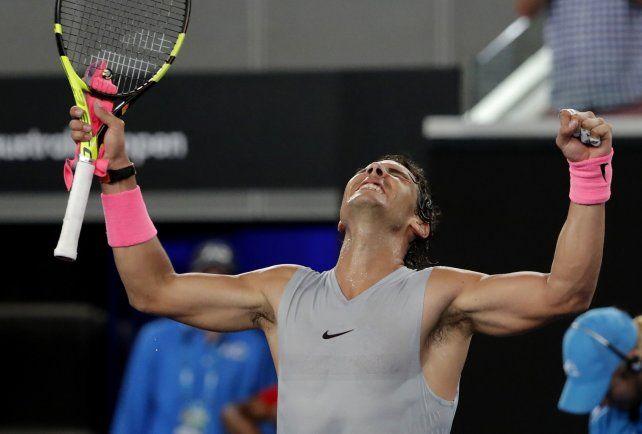 El Peque no la tendrá nada fácil en octavos de final del Australia Open