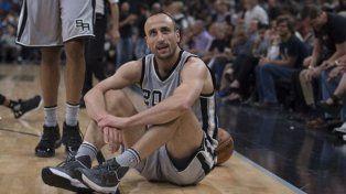 Los Spurs tendrán una nueva gran prueba sin Manu Ginóbili