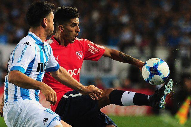 Racing e Independiente trasladan el clásico a Mar del Plata