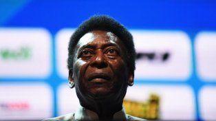 Desmintieron la internación de Pelé