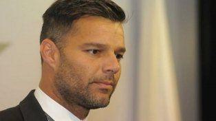 Filtraron una foto hot de Ricky Martin y las redes sociales están en llamas