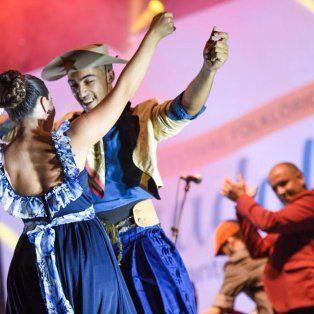mas de 25.000 personas disfrutaron de la primera noche del festival de guadalupe