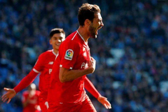 El Mudo Vézquez hizo gritar a Sevilla