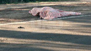Un hombre murió arrollado por un camión a la altura de Venado Tuerto