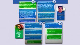 ¿Qué dicen los mensajes de Nahir a Fernando tras el crimen?