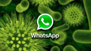Alerta por un virus de WhatsApp que puede infectar tu celular