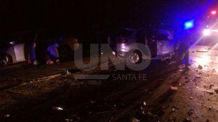 Fallecieron cuatro personas en un accidente en el sur provincial