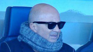Sampaoli siguió a Papu Gómez en la derrota del Atalanta