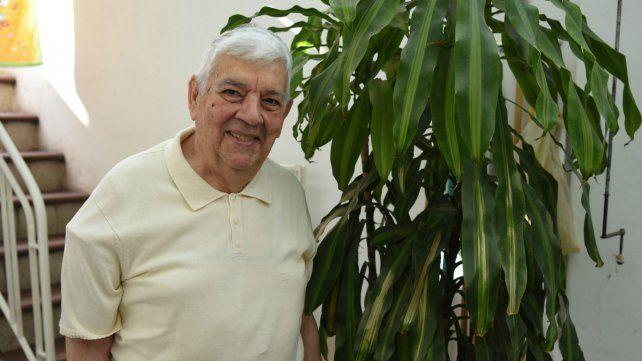 Jorge Gavilán, el santafesino que estrenó el bypass hace ya 40 años