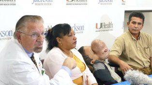 Murió el adolescente cubano al que le extirparon un tumor de 4,5 kilos del rostro