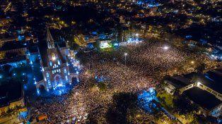 Más de 55 mil personas disfrutaron de la 30ª edición del Festival Folclórico de Guadalupe