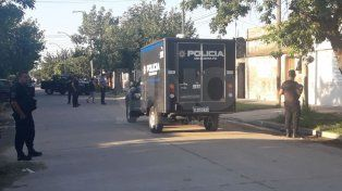 Asesinaron a un albañil con dos puntazos en el cuello en el barrio San Lorenzo