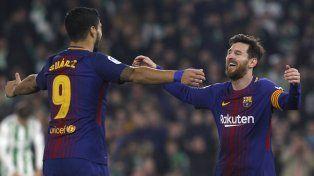 Ya no sabemos qué decir de Messi