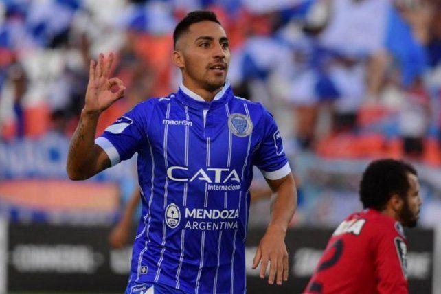 El delantero Javier Correa será refuerzo sabalero
