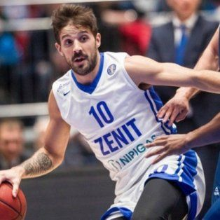 laprovittola vuelve al basquet espanol