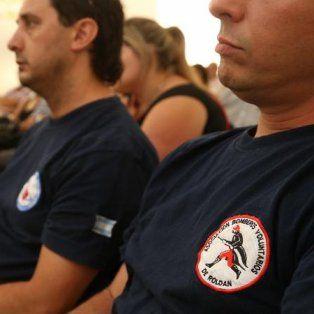 los cuarteles de bomberos estan eximidos del pago de los servicios publicos