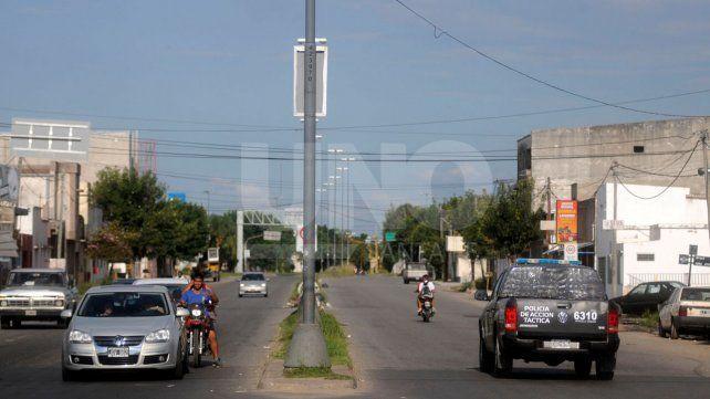 Limpiavidrios agredieron a mujeres policías en el norte de la ciudad y terminaron detenidos