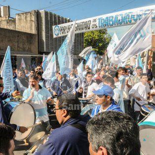 fuerte respaldo de la cgt santa fe a la marcha de moyano
