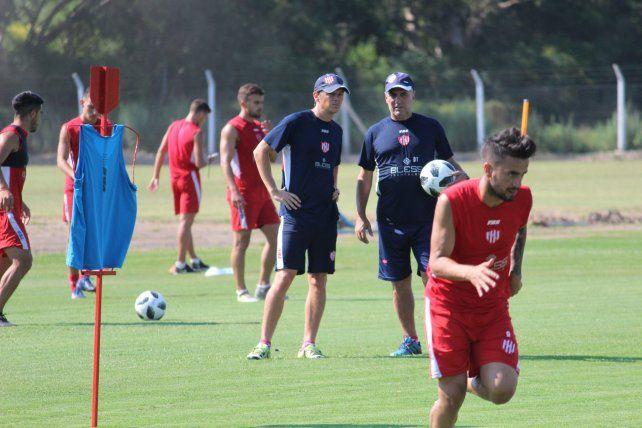 Los 11 de Leo Madelón para el amistoso ante Atlético de Rafaela