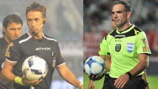 Los árbitros de la 13ª fecha de la Superliga