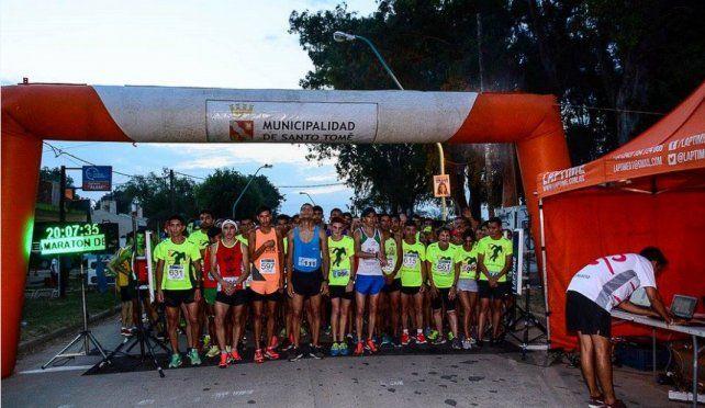El Maratón de La Paz por La Vida se llenó de luz