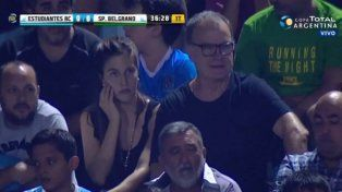 Pablo Aimar: Me emocionó la presencia de Bielsa