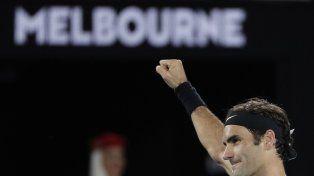 Federer no tuvo problemas ante Berdych para llegar a semifinales en el Australia Open