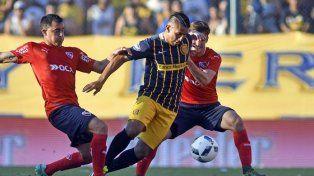 El Rojo buscará ante Central sacarle el 3º puesto de la Superliga a Unión