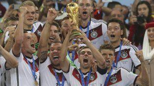 Alemania compartirá el Grupo 1 con Holanda y Francia en la UEFA Nations League