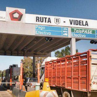 El próximo 22 de abril finaliza el contrato de concesión que la empresa Cincovial mantiene con la Nación para la manutención de la ruta nacional 11 y se determinó que no se volverá a licitar.