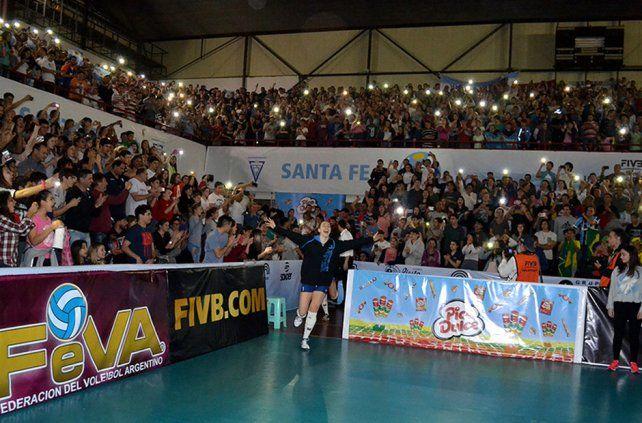 Las Panteras serán locales en Santa Fe durante la Volleyball Nations League