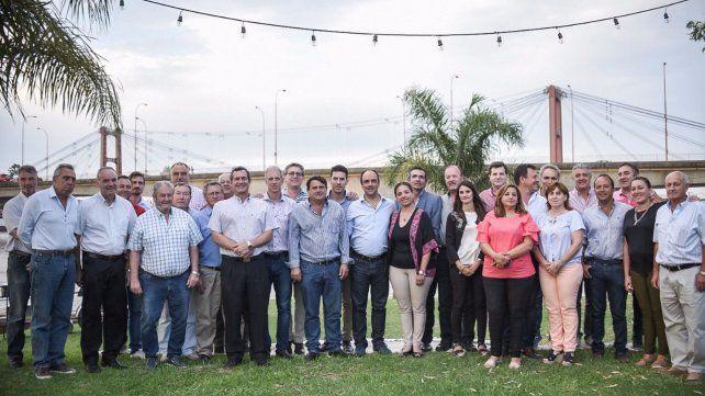 Intendentes y Presidentes Comunales Radicales solicitarán una reunión con legisladores