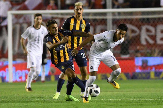 Independiente empató con Central y no pudo sacarle el 3º puesto a Unión