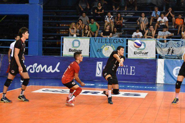 Libertad juega en La Calderita